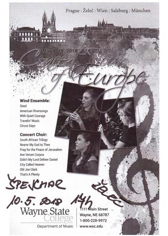 Koncert Wayne State College