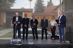 Oslavy výročí založení 140 let SDH a ZŠ Želeč