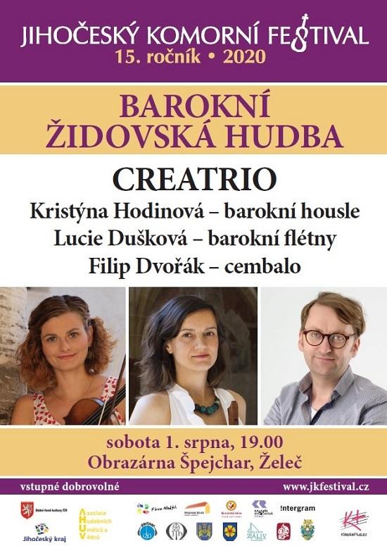 Koncert barokní židovské hudby