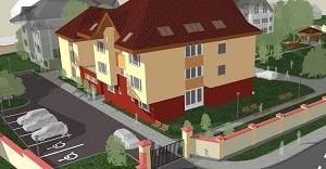 Studie výstavby Domu pro seniory v Želči